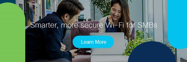 Smarter, More Secure Wi-Fi: better all-round protection.