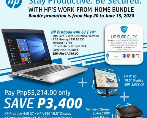 HP Probook bundle Phil-Data