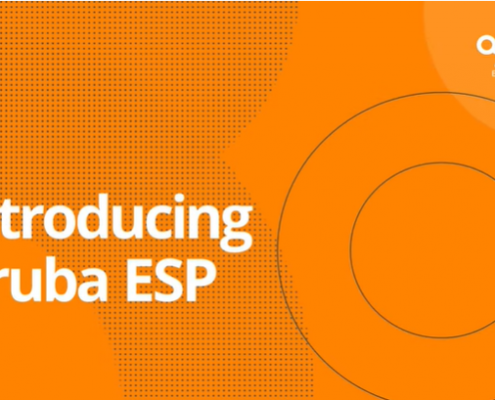 Introducing Aruba ESP