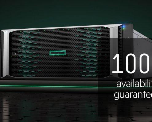 Top 10 reasons to buy HPE Primera